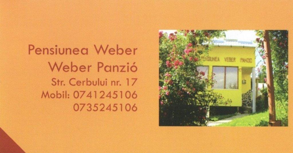 Pensiunea Weber