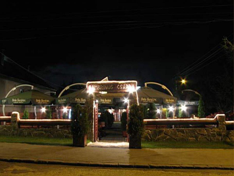Restaurantul Gambrinus