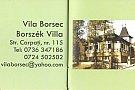 Vila Borsec