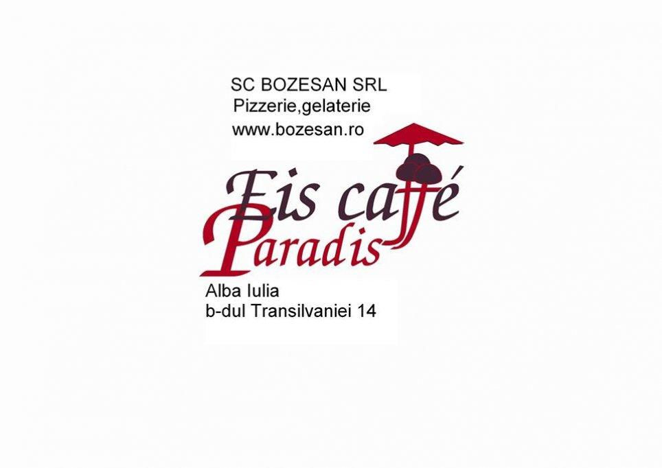 Eis Caffe Paradis
